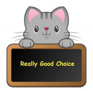 Really good choice